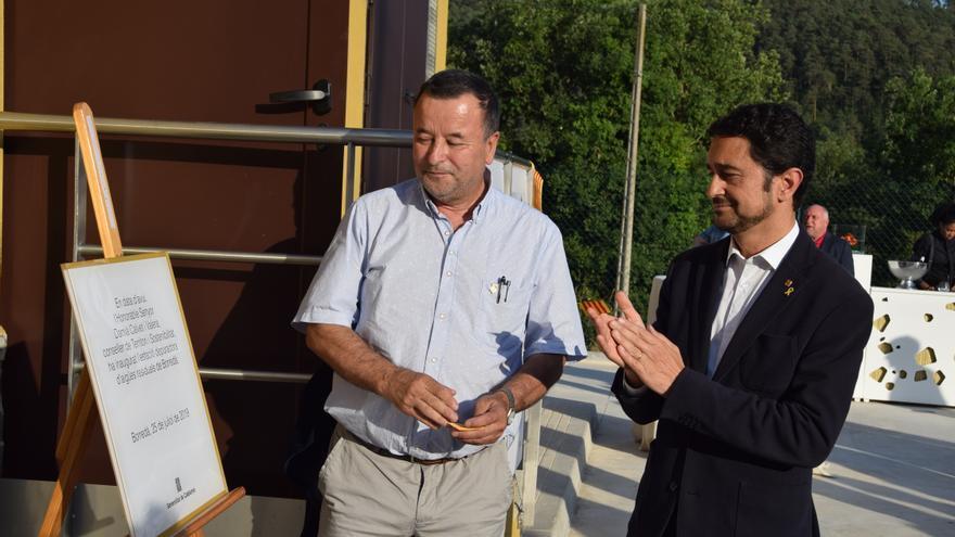 Borredà demana al Consell i la Generalitat que es comprometin amb la millora de la C-26 de Berga a Ripoll
