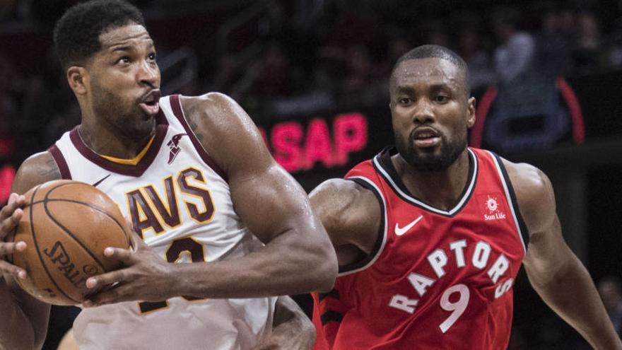 Los Toronto Raptors de Ibaka continúan imparables