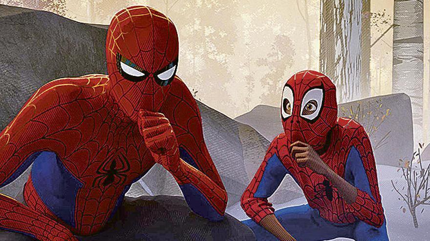 Spider-Man, el gran héroe del multiverso
