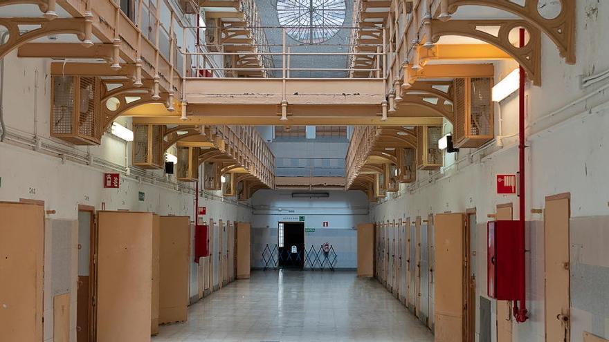 """Funcionarios de prisiones: """"La máxima es que el virus no se propague"""""""
