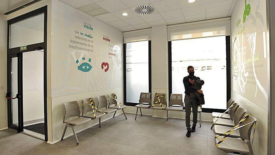 El centro de hemodiálisis evitará unos 20.000 kilómetros de traslados en ambulancia al mes