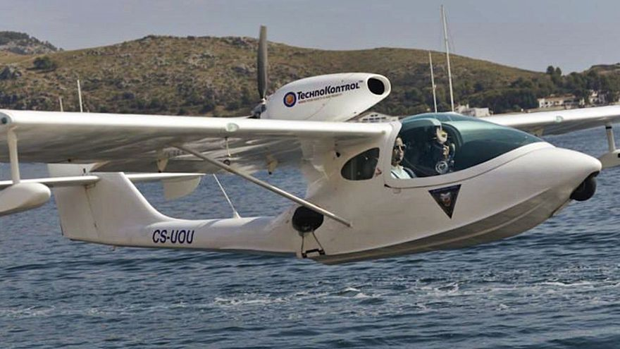 Europas Wasserflugzeuge im Anflug auf Port de Pollença