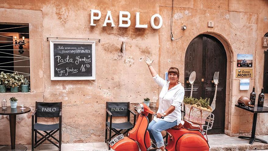 Auswanderin Nanni Burba verwirklicht sich gleich zwei Träume auf Mallorca