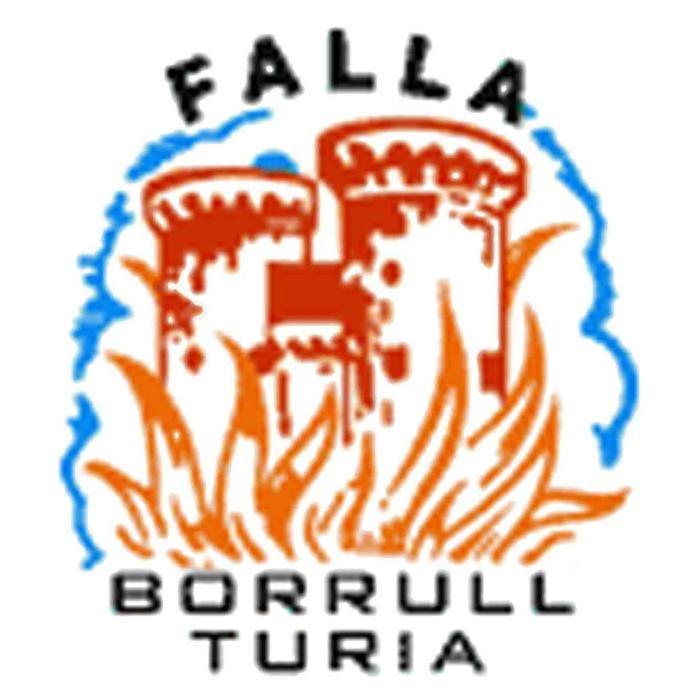 Borrull-Turia, con las cercanas Torres de Quart.