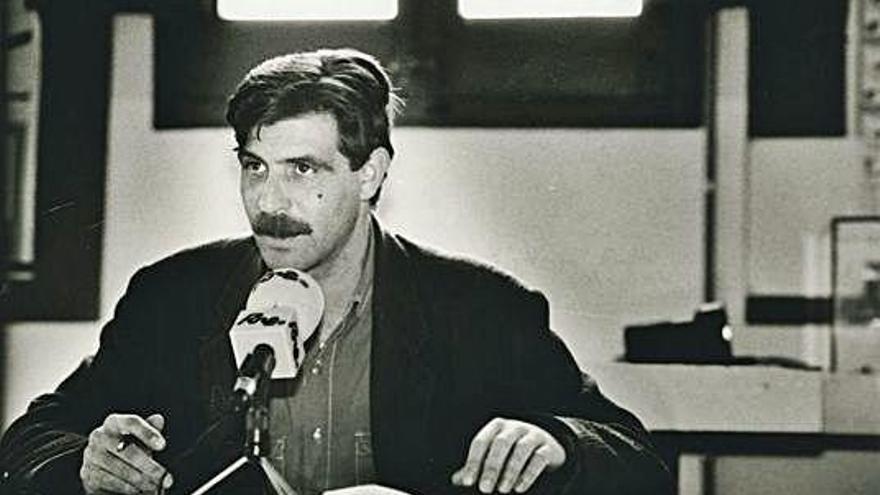 Mor Lluís Motjé, expresident de l'Associació de Naturalistes de Girona