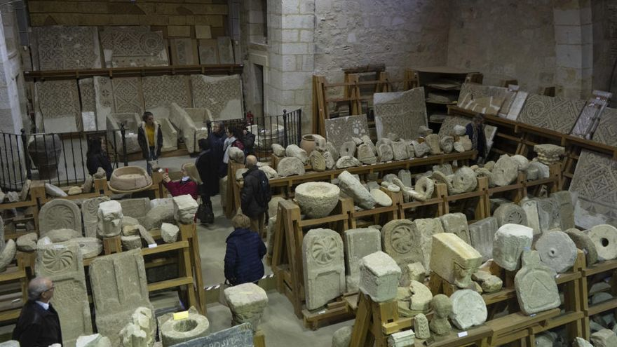 Los fondos del Museo de Zamora, al descubierto