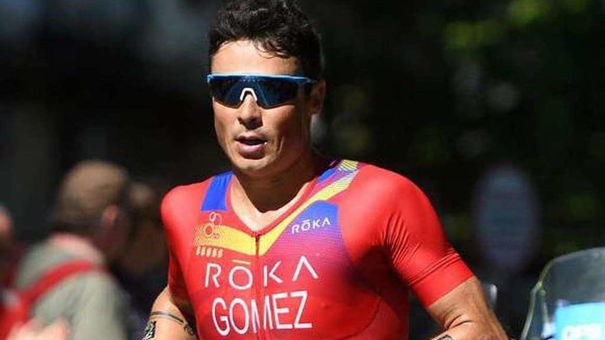 "Javier Gómez Noya: ""Tengo esperanza de competir este año"""