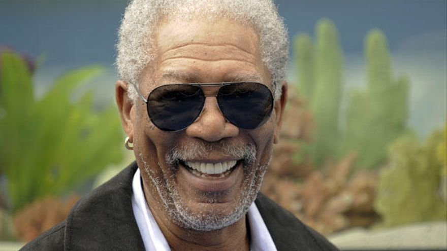 Morgan Freeman, acusado de acoso sexual por 8 mujeres