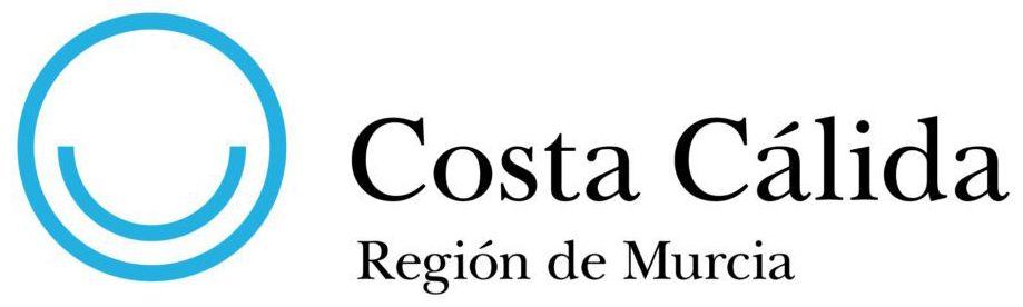 Logo Costa Cálida Región de Murcia