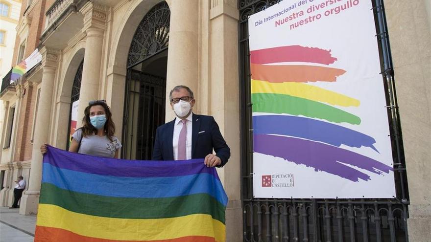 """Castelló festeja el 'Orgullo' con """"más marginación social de LGTBI"""""""