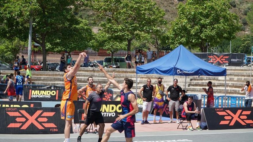 Segundo subcampeonato para el 3X3 Valencia Basket