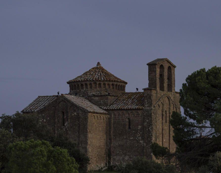 Sant Cugat del Racó, pedres de fa mil cent anys.