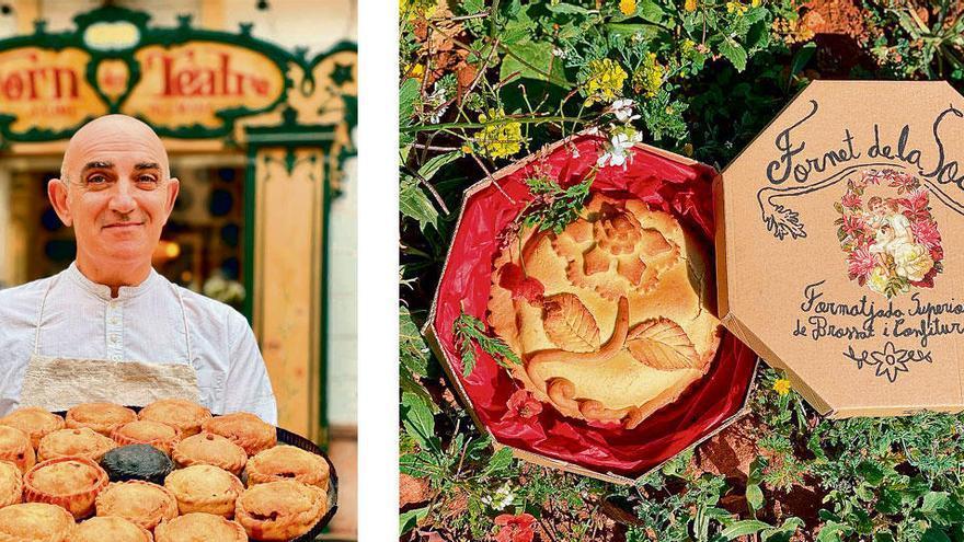 Diese Teigtaschen gehören zu Ostern auf Mallorca einfach dazu