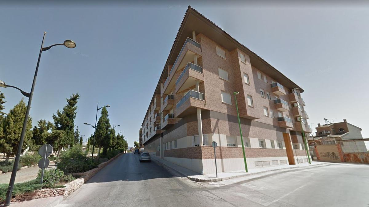 Desahucio de 38 familias en La Pobla de Vallbona.