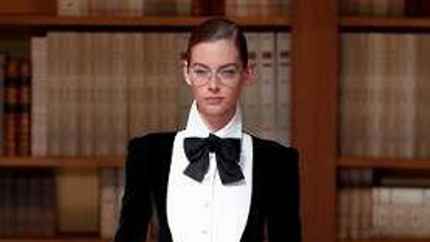 Primera colección Chanel de Viard