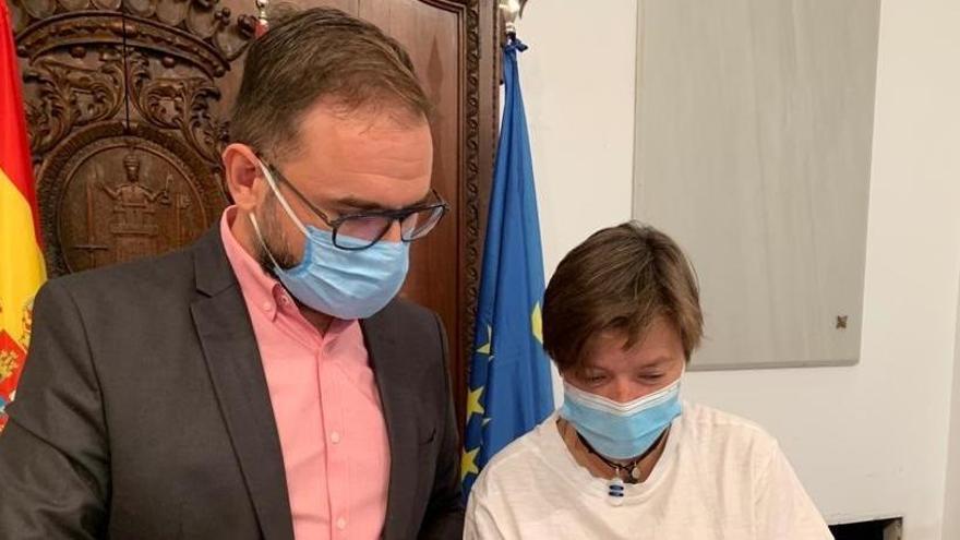 Lorca destina casi todo el dinero de las fiestas en ayudar a las familias afectadas por el coronavirus