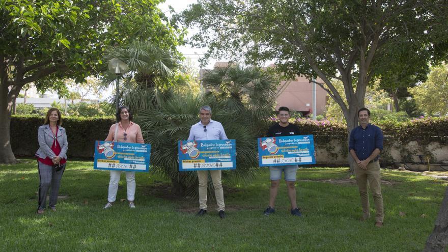 Entrega de premios de «El rincón más bonito de la provincia de Alicante»