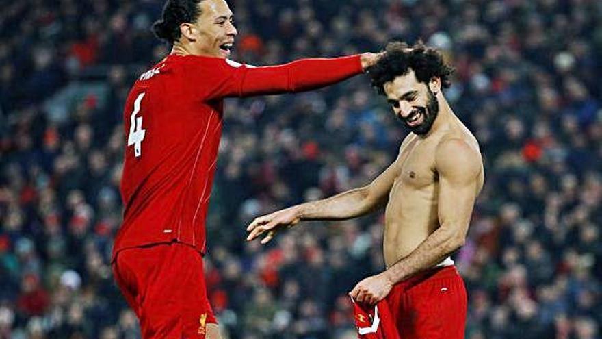 Premier League El Liverpool tomba el United