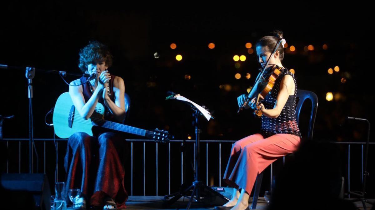 El Dúo Las Cuerdas, en directo en Córdoba y en el canal Conciertos CRV de Youtube