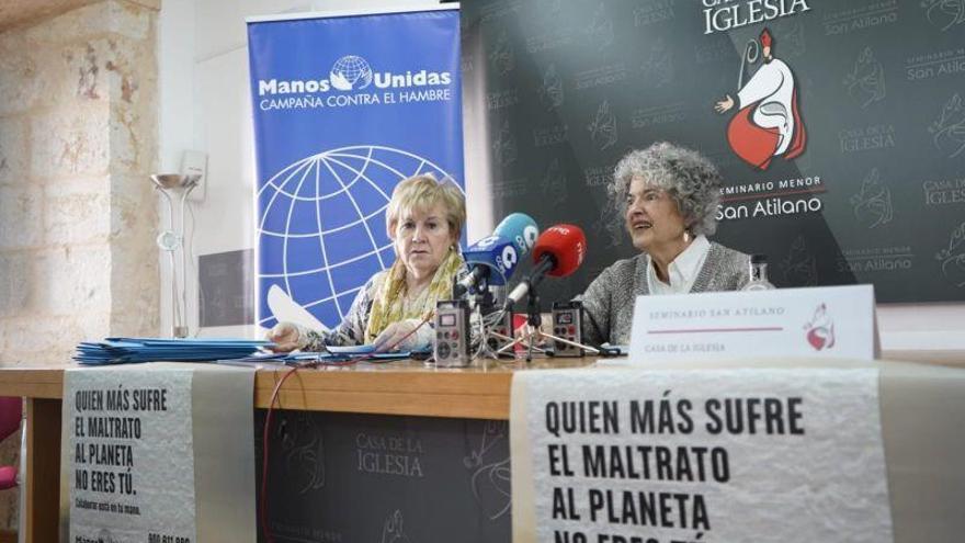 Manos Unidas recauda en Zamora 242.000 euros, 17.000 más que el año anterior