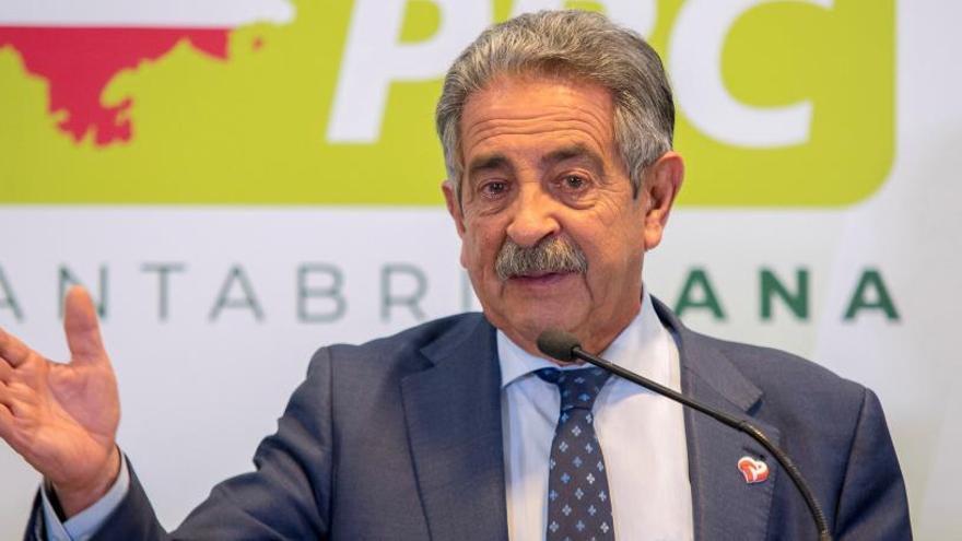 "Revilla: ""Prefiero quedarme sin tren a que España se rompa"""