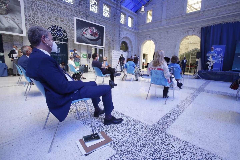 Homenaje a Francisco Martínez Mojica en la Casa Mediterráneo