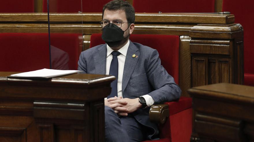 Un juez manda investigar si Cataluña prevaricó al no vacunar a policías y guardias civiles