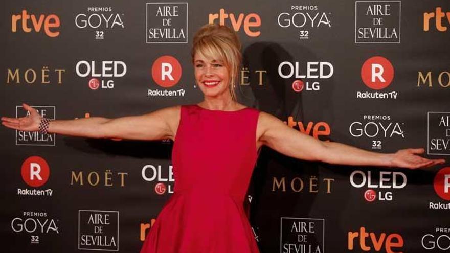 Belén Rueda aplaude la renovación en Cultura con Màxim Huerta
