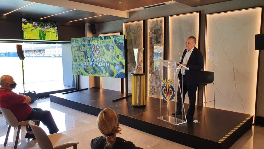 Más de 17.000 abonados del Villarreal renovarán gratis su pase