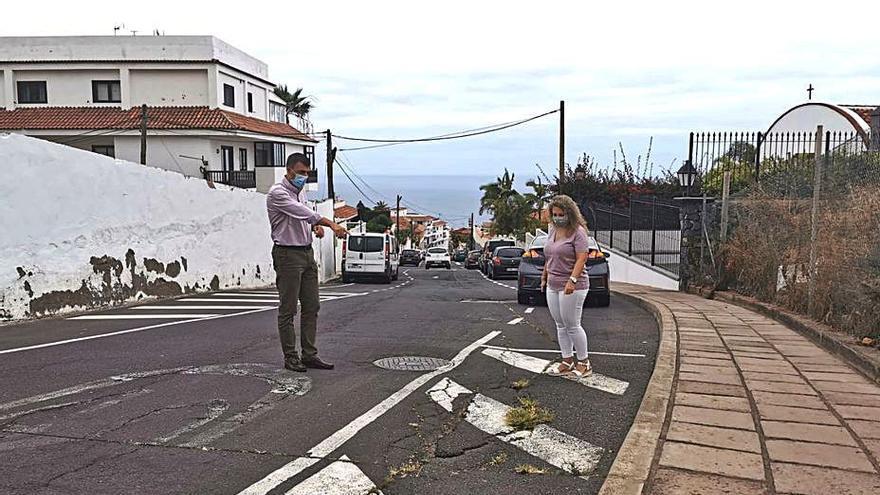 La mejora de la calle La Gorvorana obligará a reordenar el tráfico