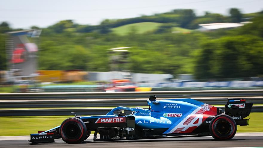 Sigue en directo la clasificación del GP de Hungría