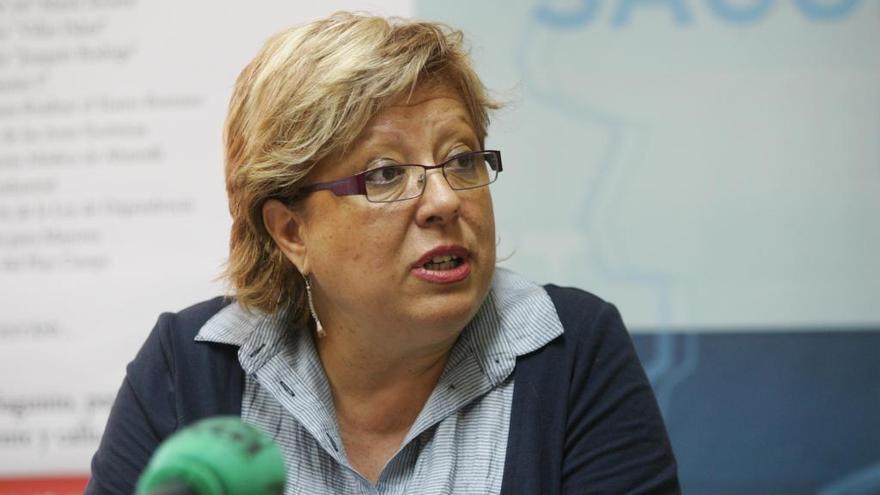 La exalcaldesa de Sagunt Gloria Calero relevará a Fulgencio en la Delegación del Gobierno