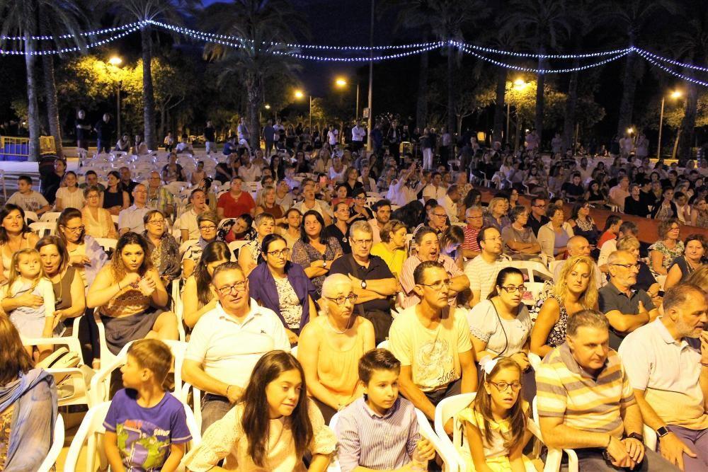 El público en Mislata