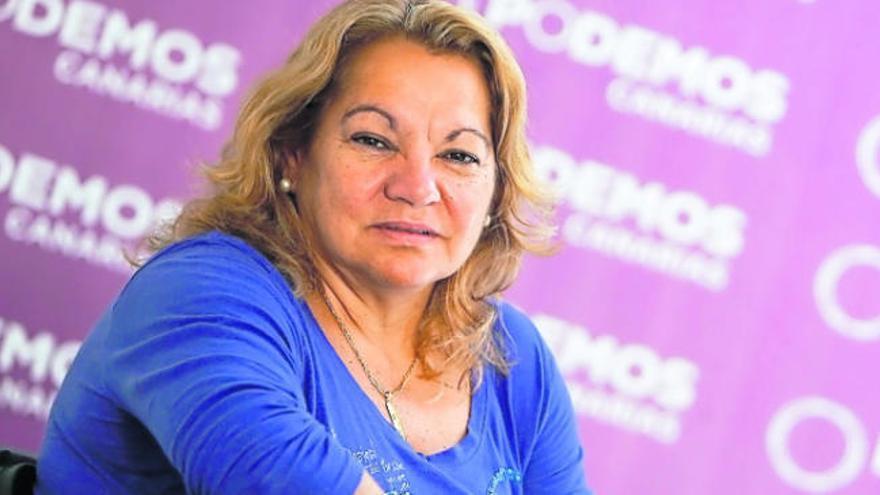Meri Pita volverá al Congreso en sustitución de Victoria Rosell