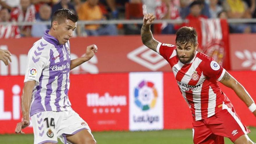 El Valladolid veta Alcaraz, Masip i Sergio González pel partit de Catalunya a Girona