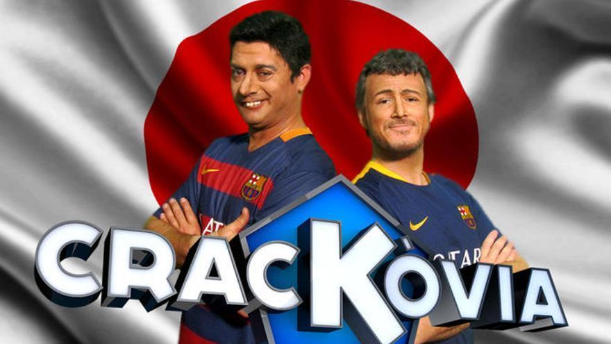 'Crackòvia' celebra els 300 capítols i la remuntada del Barça a la Champions