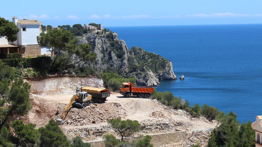 El Consell, al rescate de Xàbia para salvar 8 millones de m2 de valor natural y paisajístico