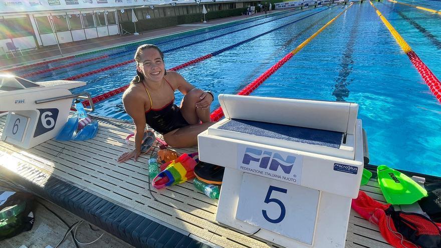 La coruñesa Paula Otero acaba el Europeo con la sexta posición en 400 metros