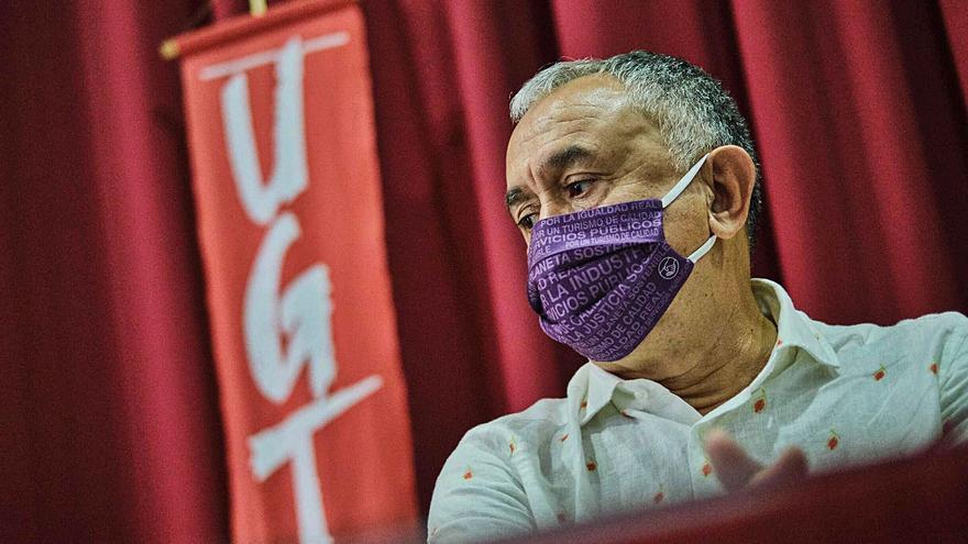 """UGT avala las """"singularidades"""" de Canarias en la prórroga de los ERTE"""