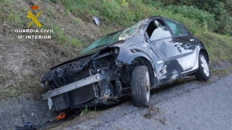 Sube un vídeo de su conducción temeraria y sufre un accidente