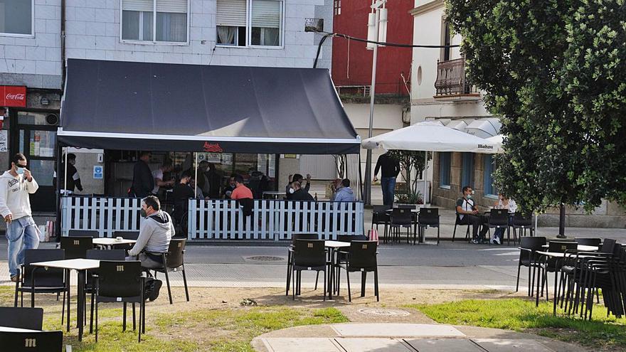 La apertura de Bueu permite recuperar la libre movilidad en la comarca cuatro meses después