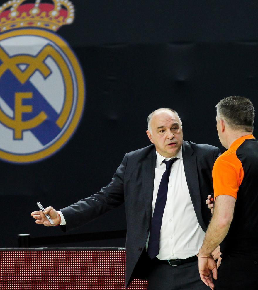Pablo Laso renueva con el Real Madrid hasta 2023
