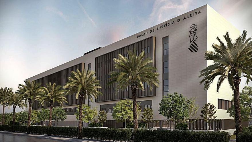 El Consell alquilará un local para un juzgado y dos salas de vistas en Alzira