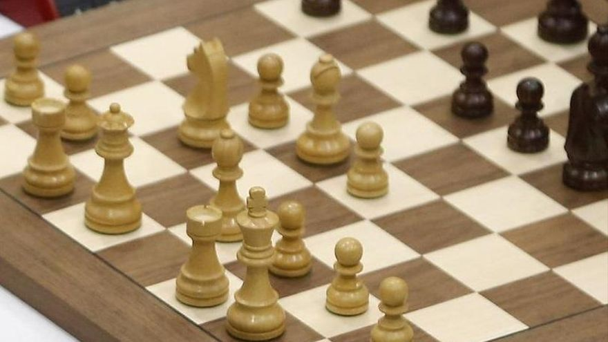 Un maniático del ajedrez