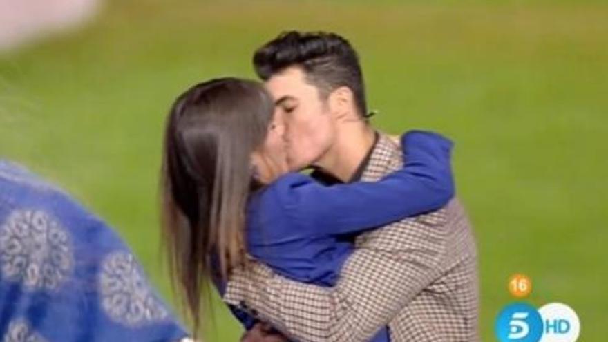 Kiko Jiménez avisa a Mayte Galdeano de que podría haber boda con Sofía Suescun