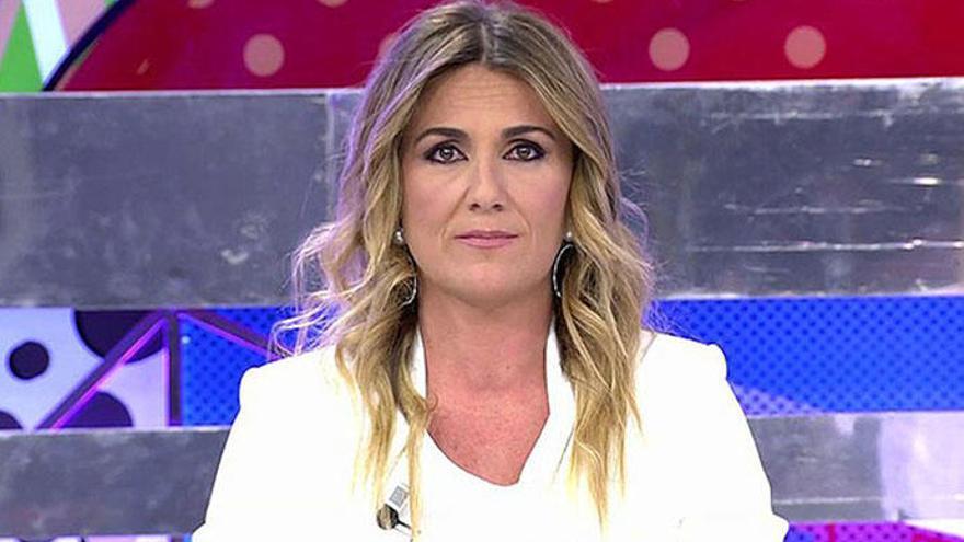 Carlota Corredera, profesora de universidad