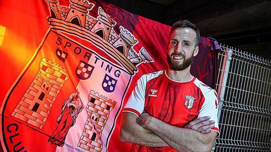 Pola, nuevo jugador del Braga