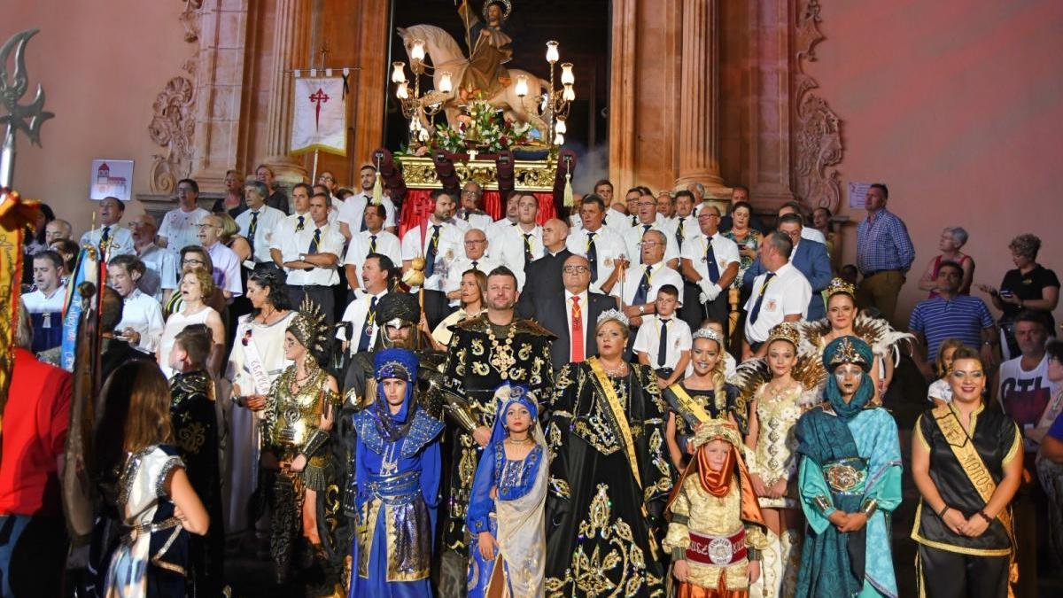 Albatera suspende sus fiestas patronales en honor a Santiago Apóstol y de Moros y Cristianos de julio
