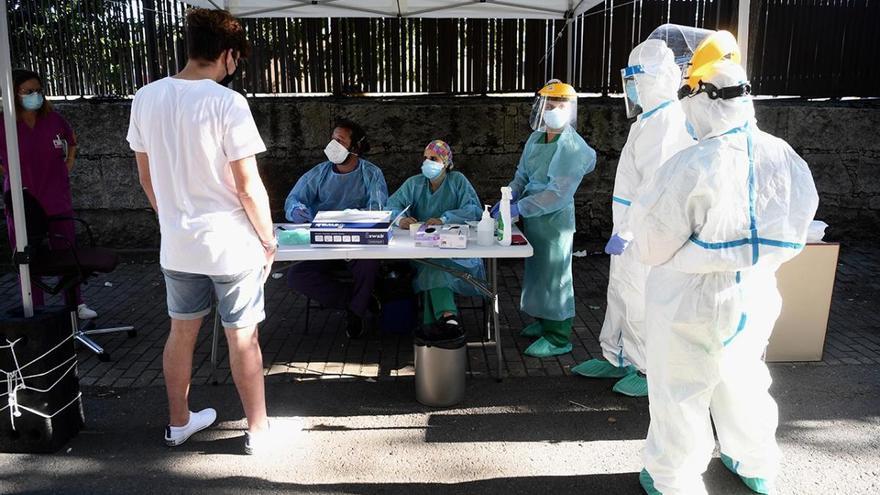 Brote de coronavirus en Betanzos: dos focos y 59 aislados