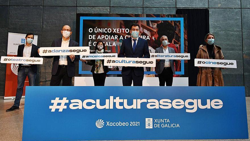 Unha campaña da Xunta incentiva o agasallo de cultura galega en Nadal